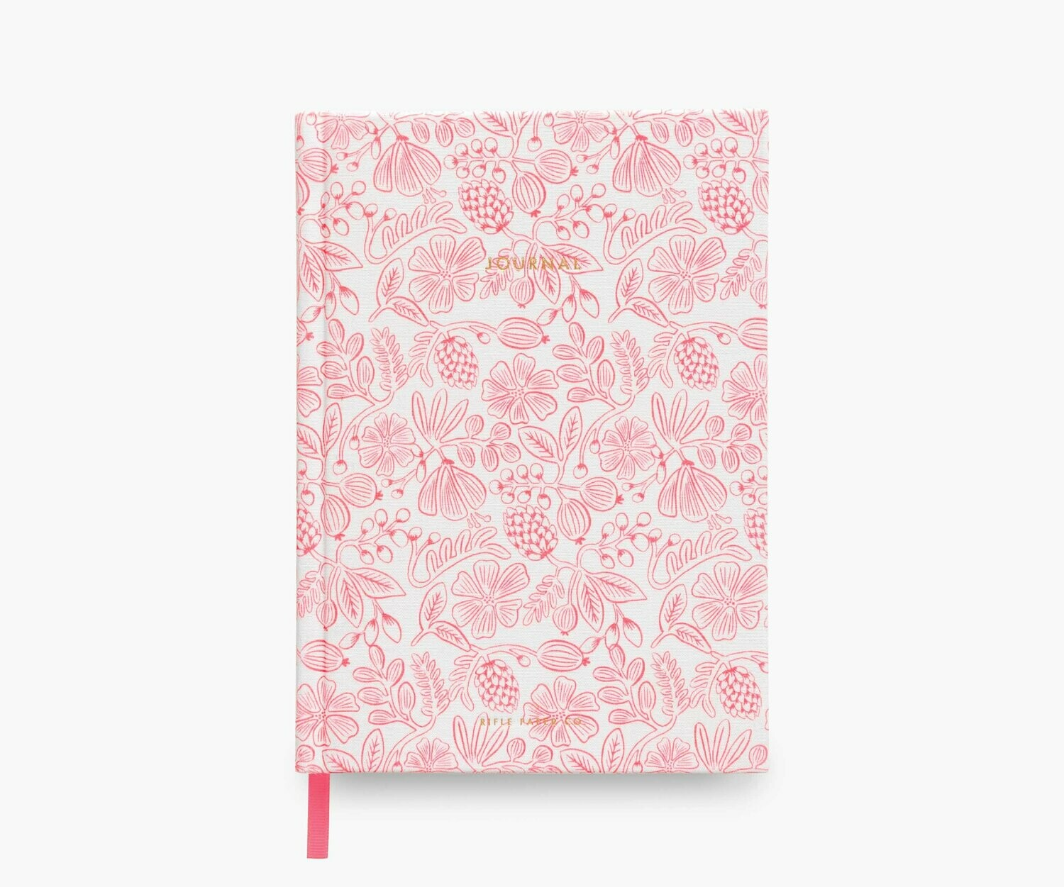 Fabric Journal Rifle Moxie Floral