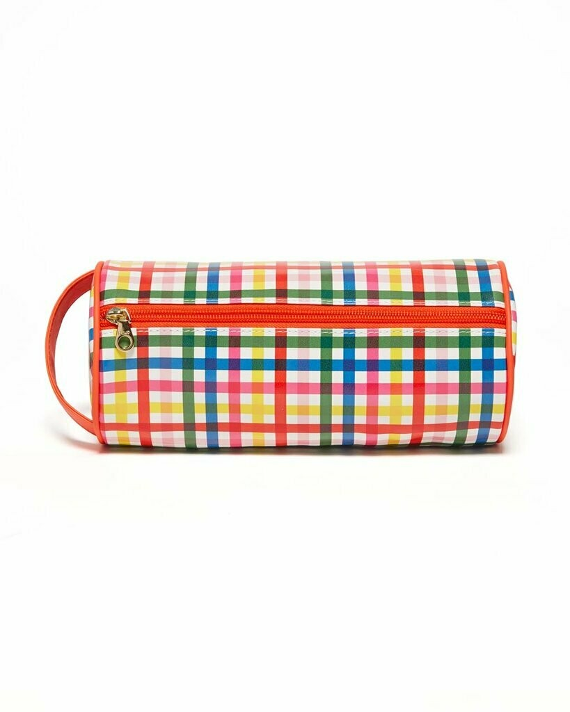Block Party Cylinder Pouch
