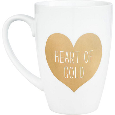 Mug Paper Source Heart
