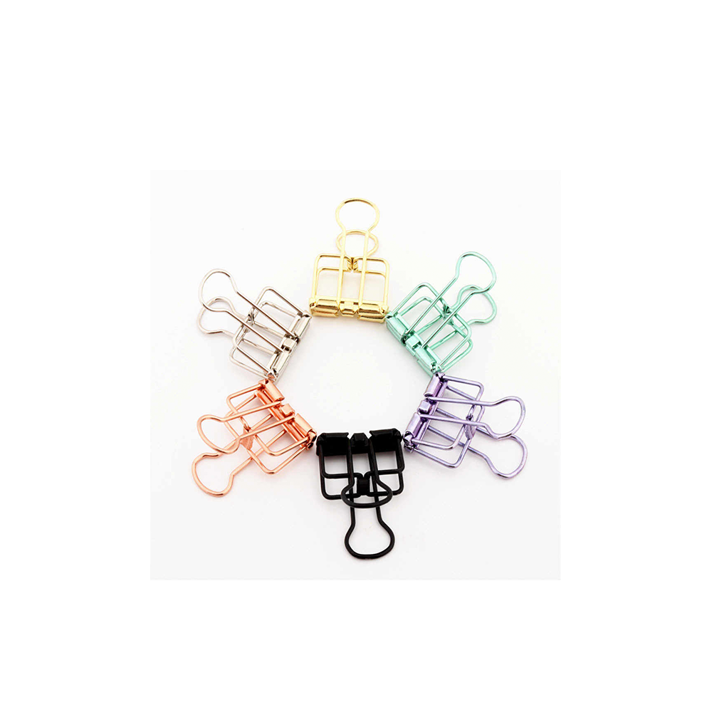 Binder Clips Colores