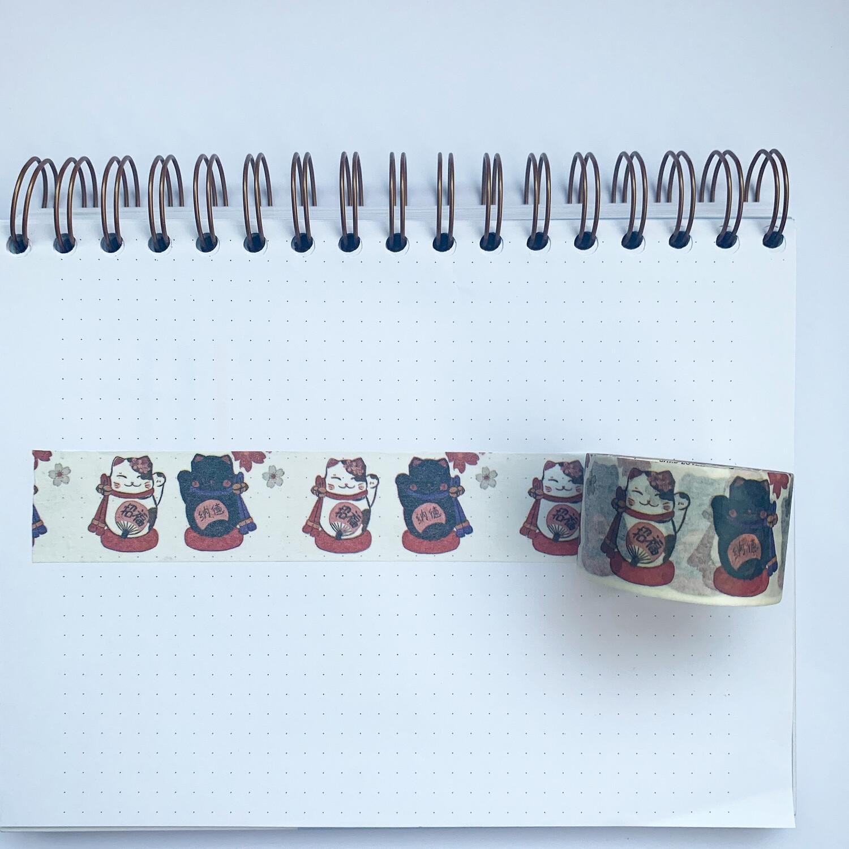 Washi Tape Maneki