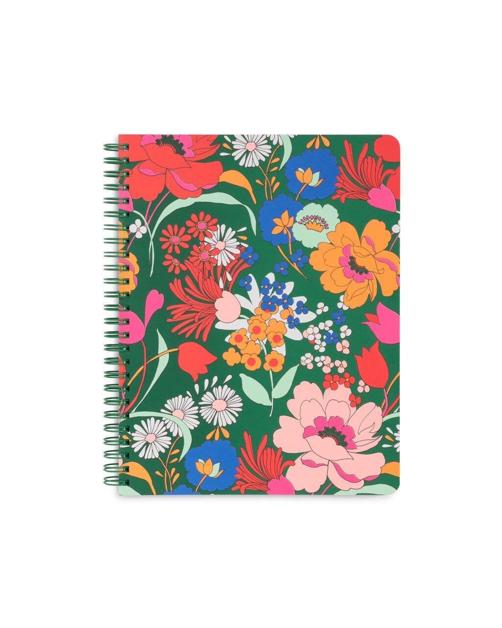 Cuaderno Pequeño Emerald Súper Bloom