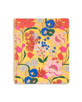 Cuaderno Grande Sunshine Súper Bloom
