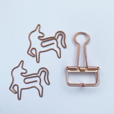 Unicornio mate + binder