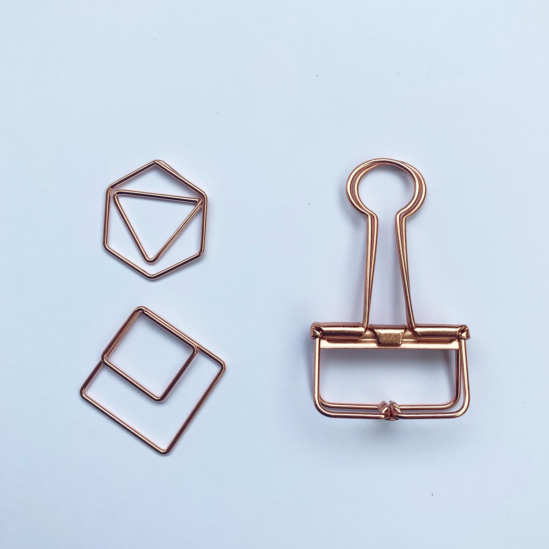 Geométrico + binder