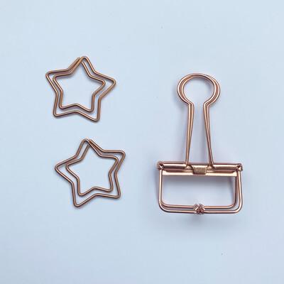 Estrella  + binder