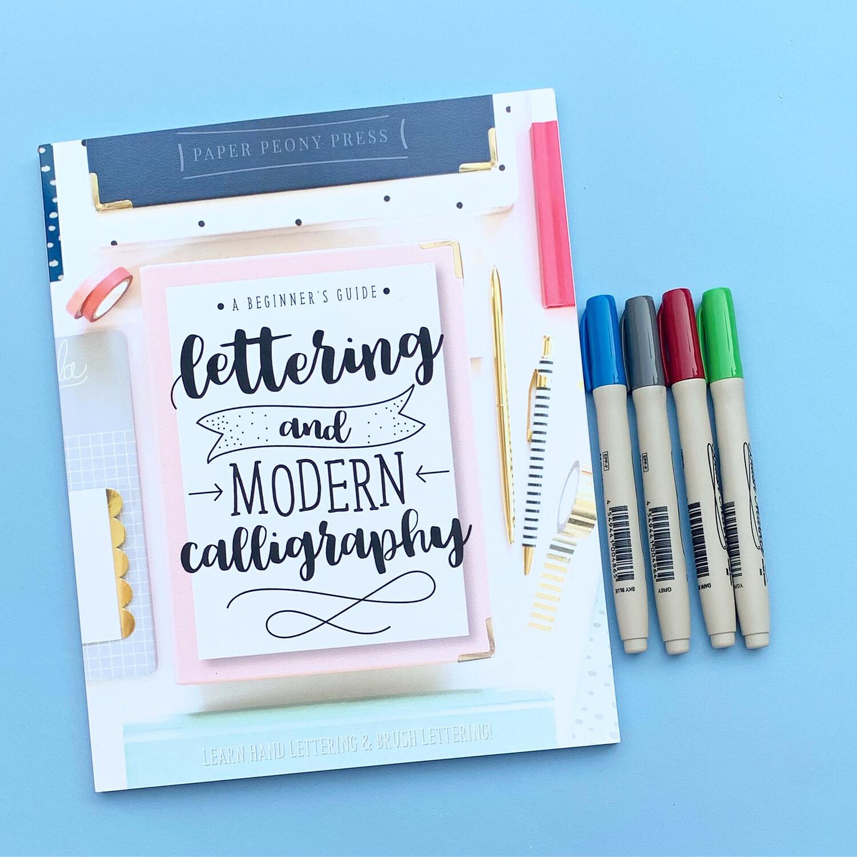 Kit lettering