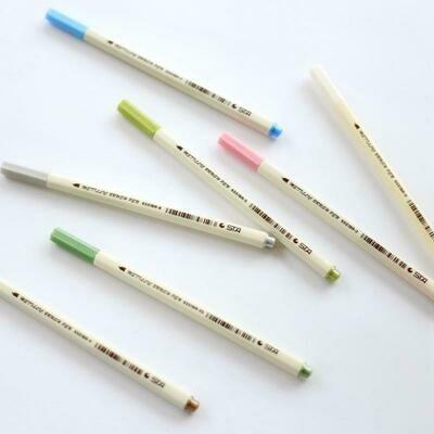 STA Metálicos Brush pens