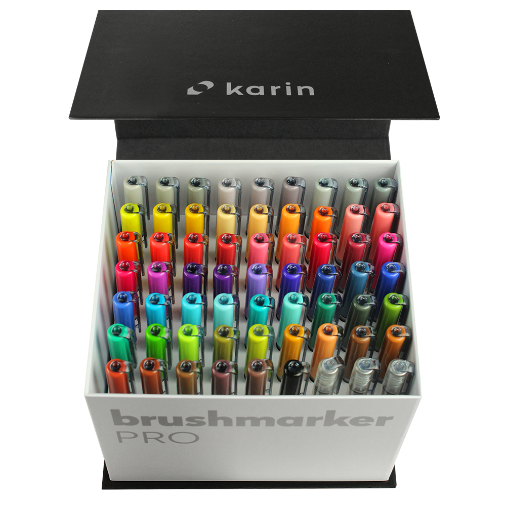 Karin Brush MegaBox