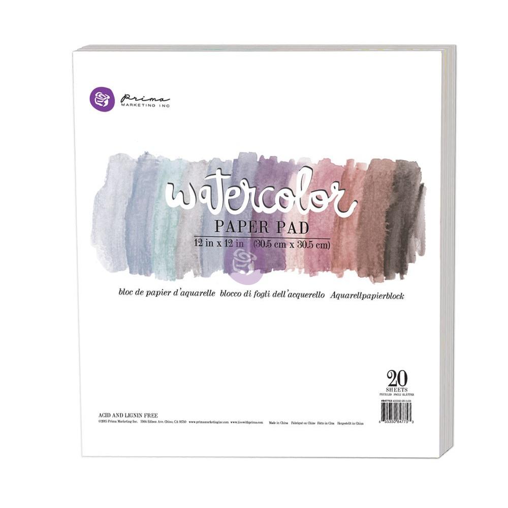 WaterColor pad Grande