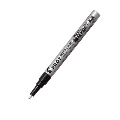 Pilot Super color Silver Fine