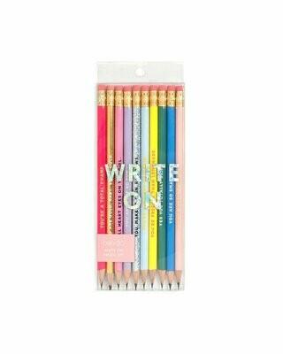 Compliment Pencil Set
