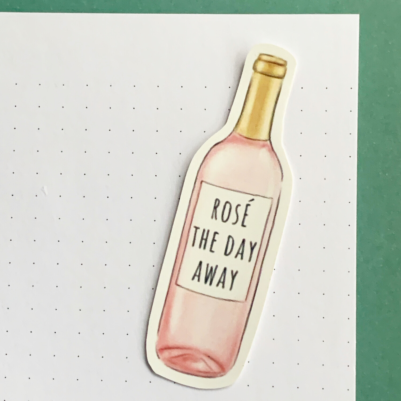 Stickers de Vinil- Rosé
