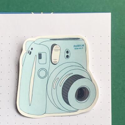 Stickers de Vinil-Polaroid