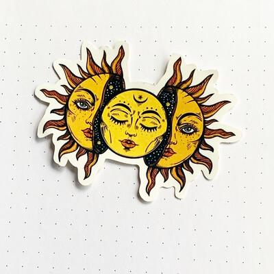 Stickers de Vinil- Eclipse