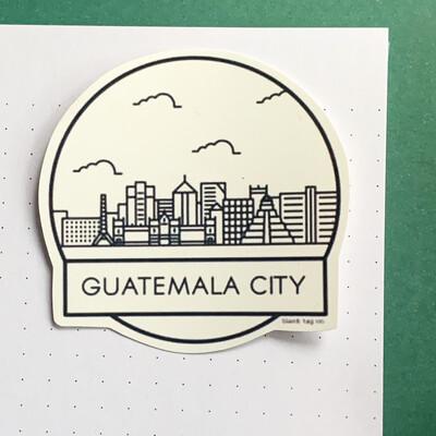 Stickers de Vinil- Guatemala
