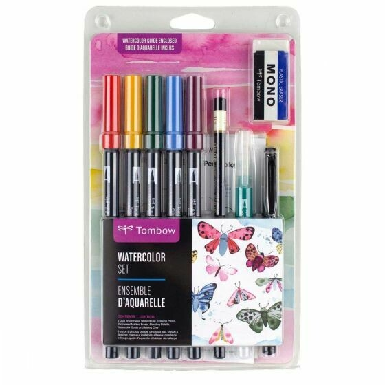 Water brush set- Tombow