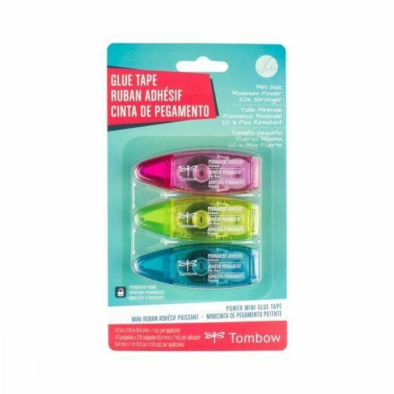 Glue Tape mini set 3- Tombow