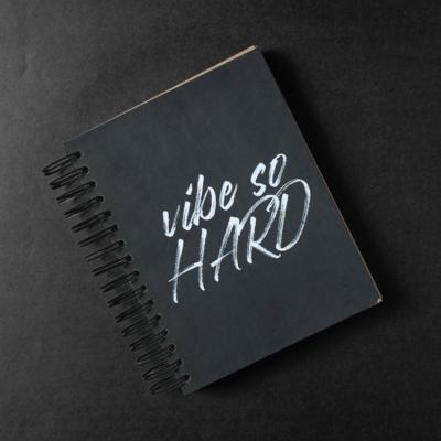 Cuaderno Kraft- Vibe