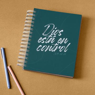 Cuaderno Kraft- Dios