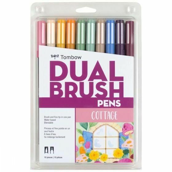 Tombow Dual Cottage