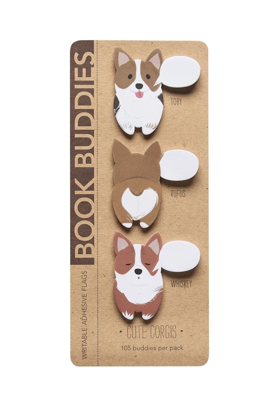 Corgi Book Buddies