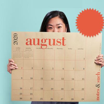 Calendario extra grande