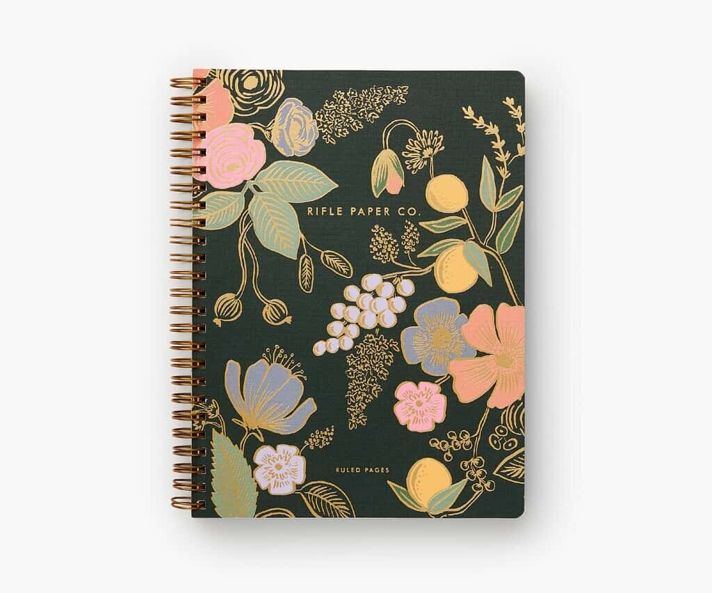 Spiral Notebook-Colette