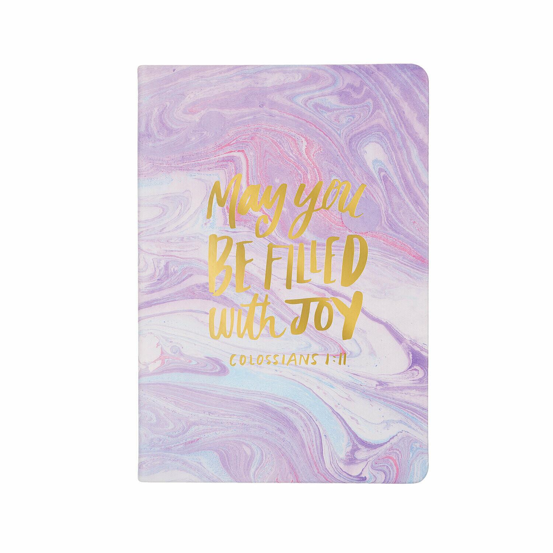 Filled with joy- Faith Journal