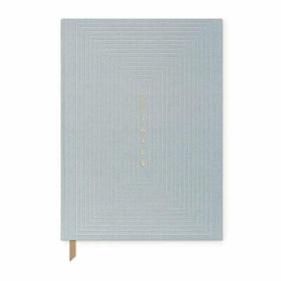 Details- Cuaderno Tela