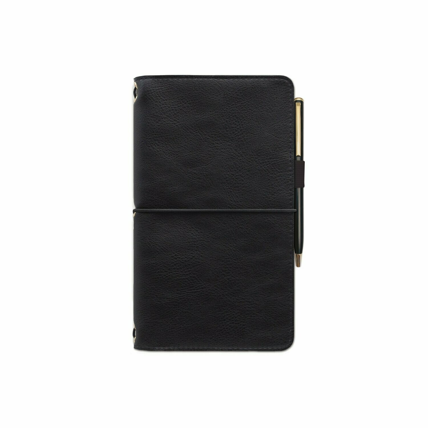 Traveler´s Notebook Negro- Vegan Leather