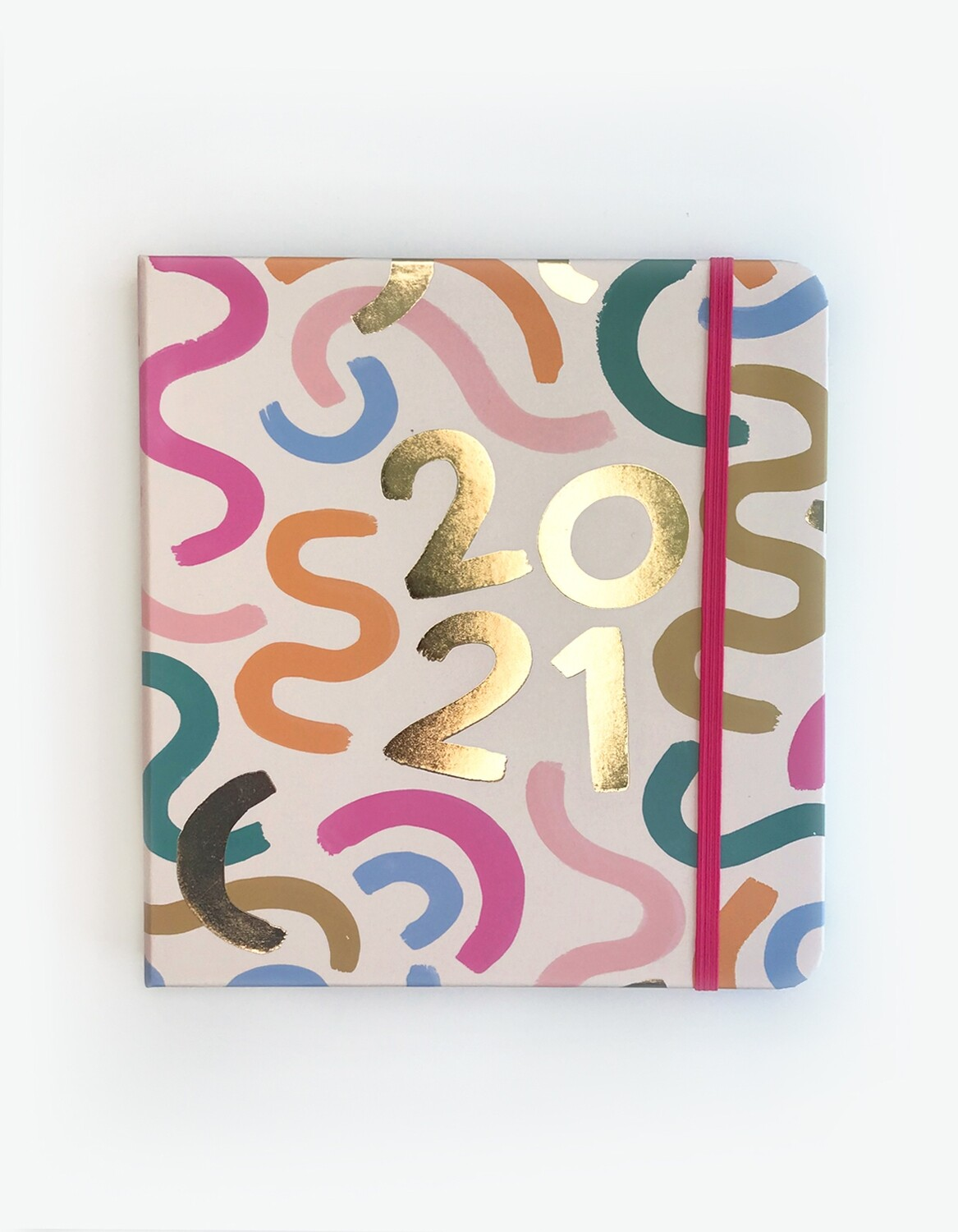 Squiggle- 12 Meses Planner