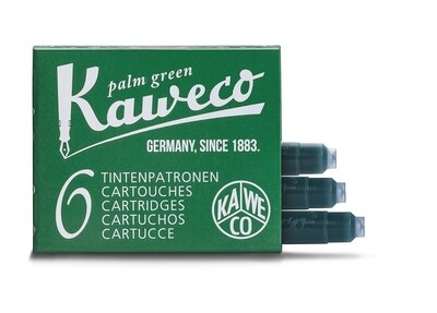 Kaweco ink- Palm Green