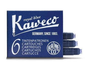 Kaweco ink- Royal blue