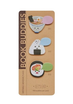 LET'S EAT! BOOK BUDDIES