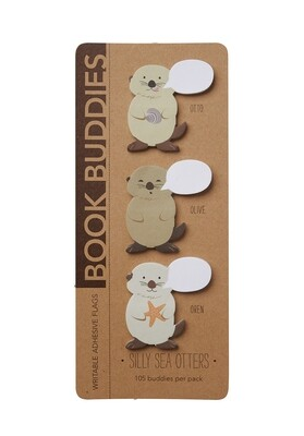 SILLY SEA OTTERS BOOK BUDDIES