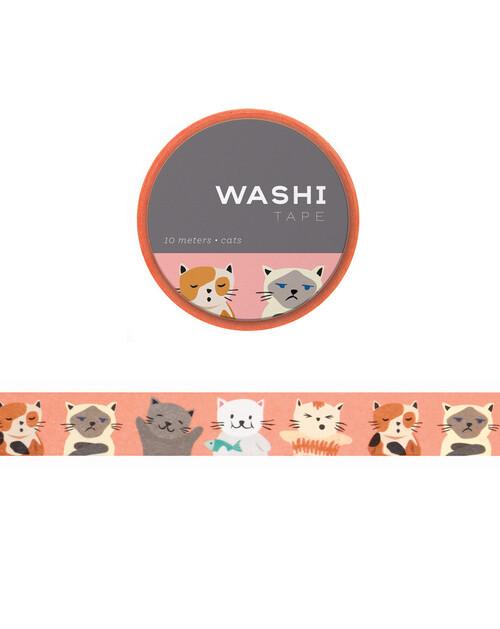 CATS WASHI TAPE