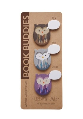 OBSERVANT OWLS BOOK BUDDIES
