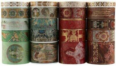 Set 20 rollos  Art Nouveau