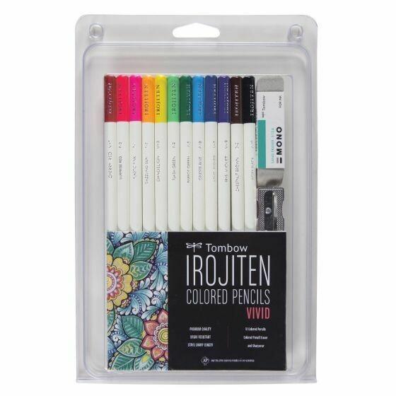 Irojiten Crayones Vividos