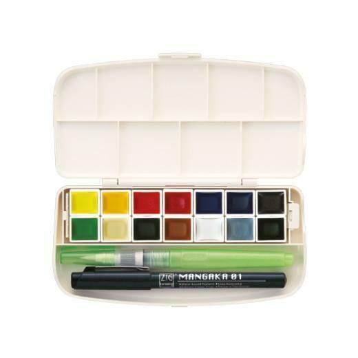 Gansai Tambi Portable 14 colores