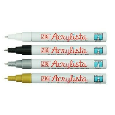 Zig Acrylista extra fino (4)