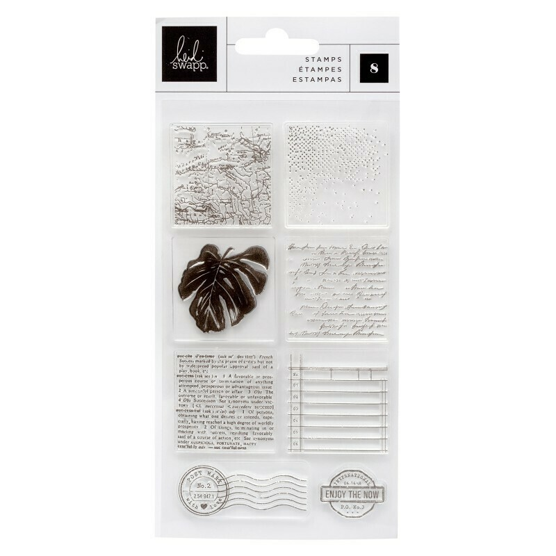 Clear Stamps-Clear texture