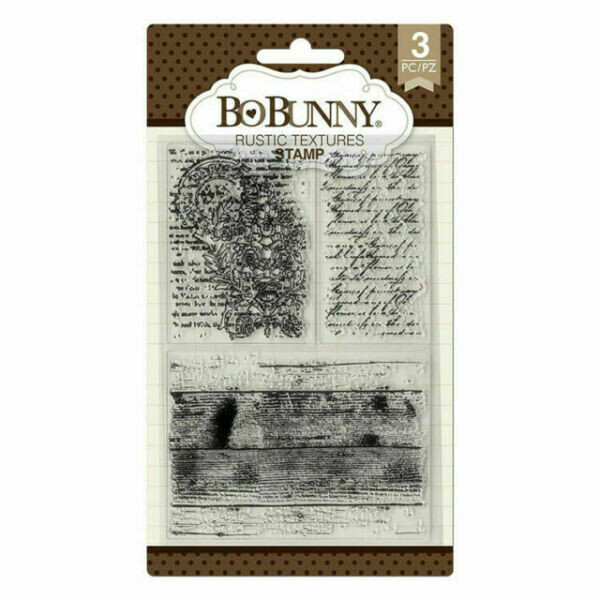 Clear Stamps-Rustic