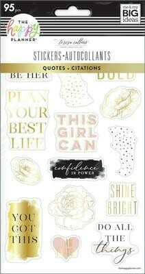 Teresa Collins- Sticker book