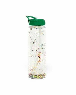 Glitter Bomb Water Bottle - Flower Bomb