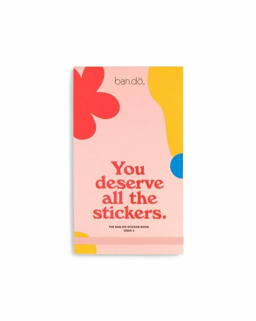 Sticker book Issue 6