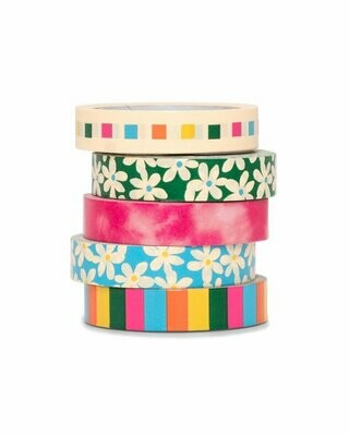 Washi Tape Stick with it- Daisies