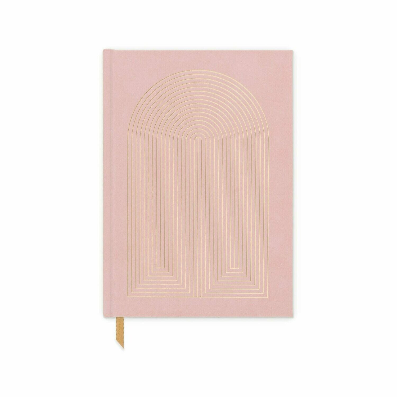 Radiant Rainbow - Cuaderno Tela