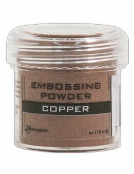 Copper- Polvos para Embosar
